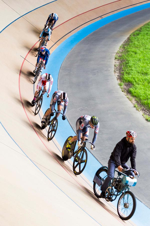 Der große Preis von Deutschland 2017 // Radsport Cottbus