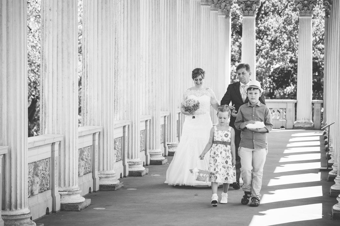 F + C // Hochzeit Potsdam