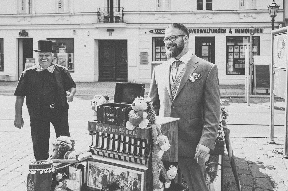 P + T // Hochzeit Berlin