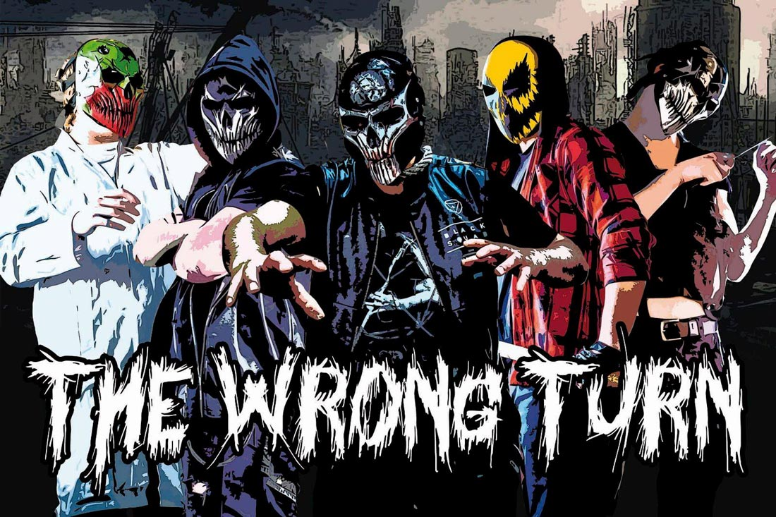 The Wrong Turn // Design